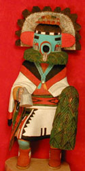 Hopi Morning Singer Kachina (Katsina)